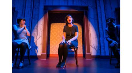 HOOKING UP WITH THE SECOND CITY - SELLERSVILLE THEATER