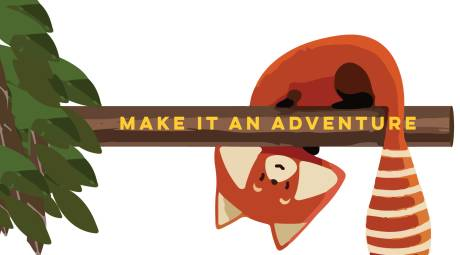 Student Itinerary Make it An Adventure