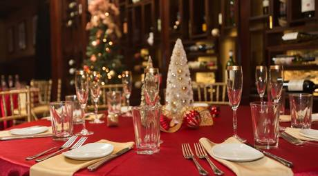 Sullivan's Steakhouse Holiday Dining