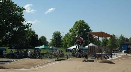 TRILOGY PARK BMX