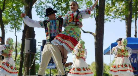SUMMER EVENTS - UKRAINIAN FOLK FESTIVAL
