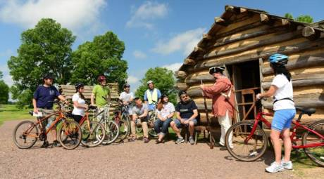 Summer Programming - Bike Tours