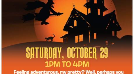 KID FRIENDLY HALLOWEEN - WITCHES OF NARBERTH/HALLOWEEN PARADE