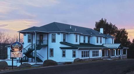 Woodside Lodge