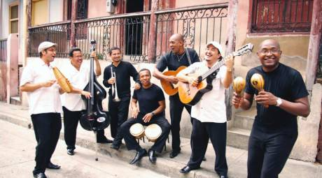 Septeto Santiaguero brings their Cuban sounds to the Abington Art Center World Music Series this July