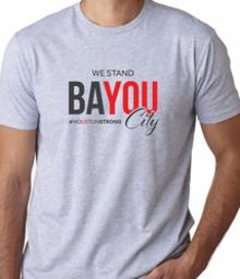 "We Stand <br>Bayou<br><span class=""buy-now"">Buy Now</span>"