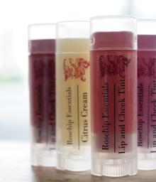 Lip and Cheek<br>Tint<br>