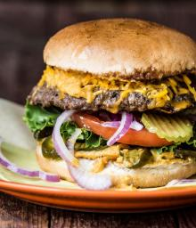 The Best Burger For Every Part of Houston