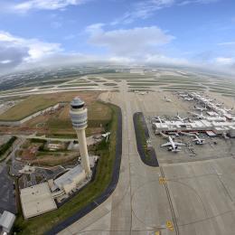 Atlanta Airport Runways