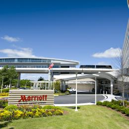 Atlanta Airport Marriott Gateway and the ATL SkyTrain