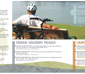 Outdoor Adventures brochure page 2