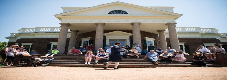 Monticello - British Invasion Tour