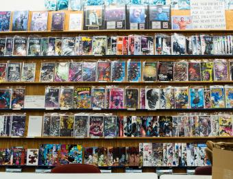 Goldmine Comics and Cards