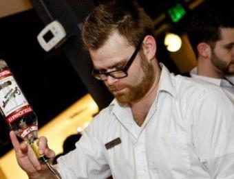 Josh Hallwachs at Eve Nightclub