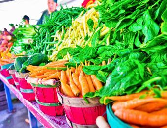 Fulton Street Farmer's Market
