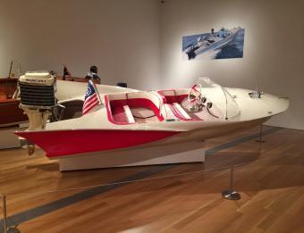 Michigan Modern Boat
