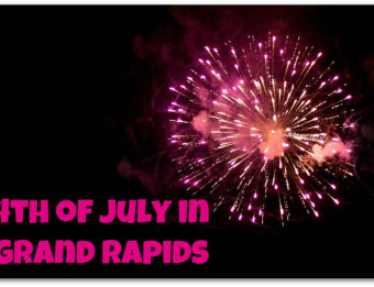 4th of July in Grand Rapids