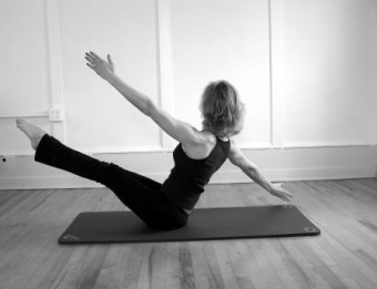 Pilates and Barre
