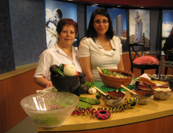 El Granjero Mexican Grill Mother & Daughter