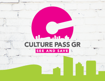 Culture Pass GR - See and Save!