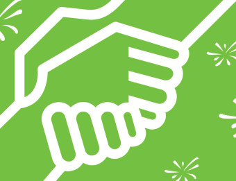 Meeting Minds Handshake