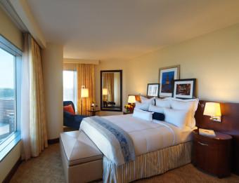 JW Marriott Hotel Room