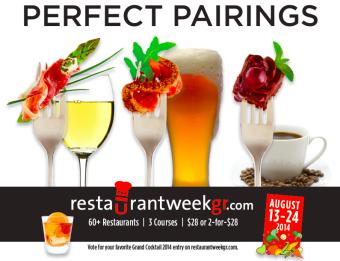 Restaurant Week 2014