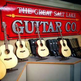 The Great Salt Lake Guitar Co.