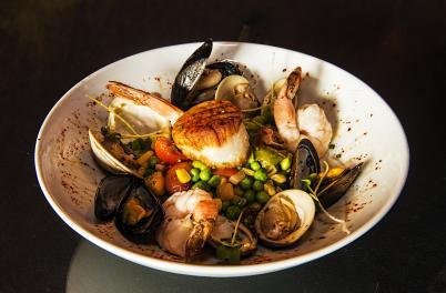 Aubriana's Restaurant: Food
