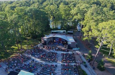 Greenfield Lake Ampitheater