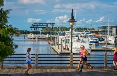 RiverWalk at Port City Marina