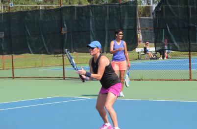 Althea Gibson Tennis Complex