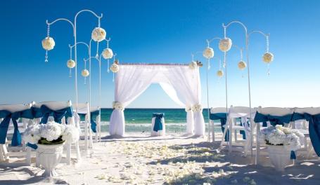 Panama City Beach Wedding Reception Locations