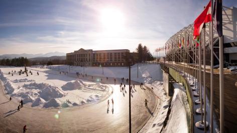 Lake Placid Winter Olympic Museum2