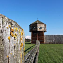 Fort Vancouver Bastion