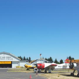 Pearson Field and Air Museum