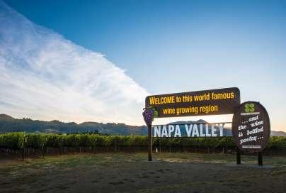 Napa Valley Interactive Map