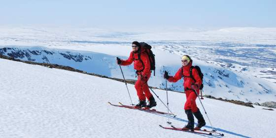 Cross-country skiing - Official travel guide to Norway ...