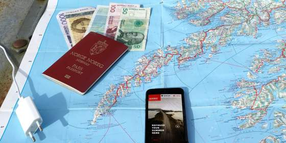 Norway In A Nutshell Official Travel Guide To Norway - Norway nutshell map