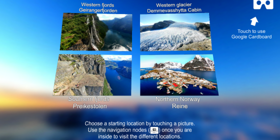 Apps Official Travel Guide To Norway Visitnorwaycom - Norway map app