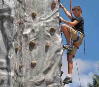 Rock Climb the Laurel Highlands