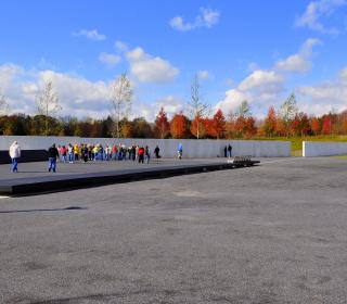 Flight 93 National Memorial -  <br />  Visit the New Visitor Center
