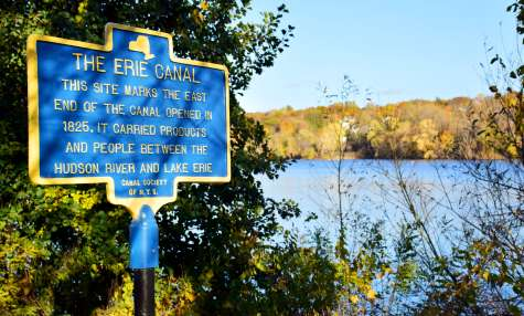 From Clinton's Ditch to Eighth Wonder of the World: Celebrating the Bicentennial of the Erie Canal