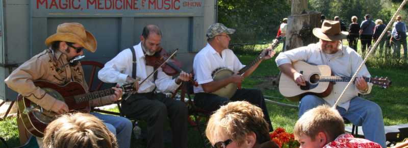 Buckley Homestead Fall Festival