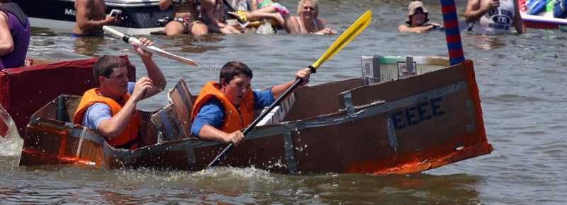 Cedar-Lake-Summerfest-Boat-Race
