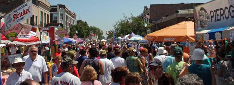 Pierogi Fest Whiting
