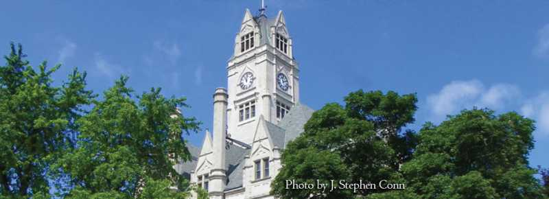 Rensselaer Courthouse
