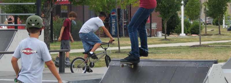 Skate Parks in Northwest Indiana