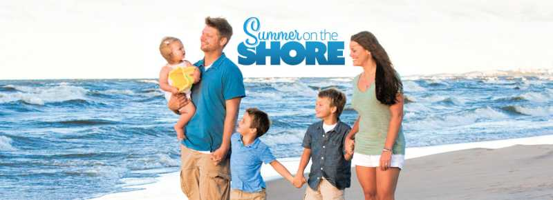 Summer on the Shore Contest