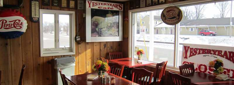 Yesteryear's Meats